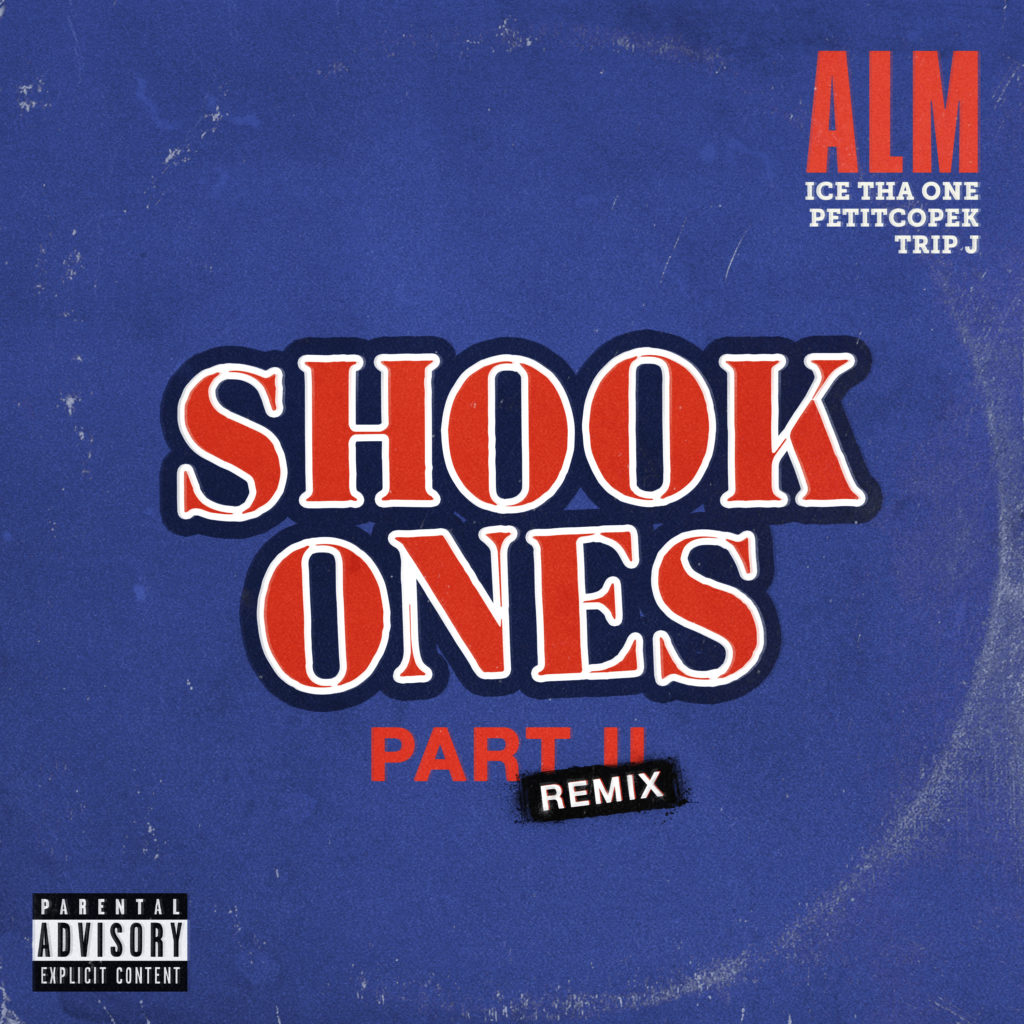 SHOOK ONES remix cover
